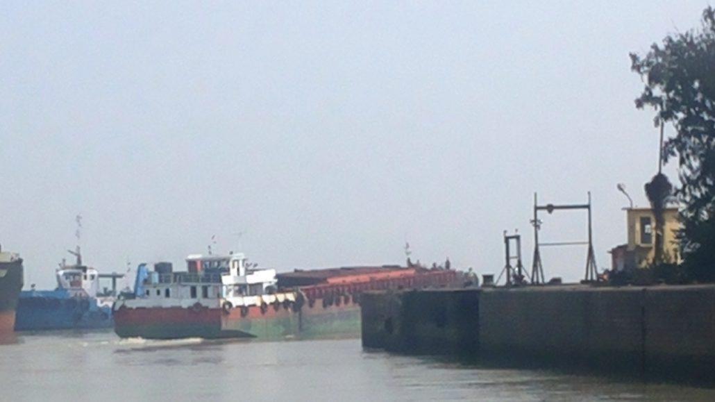 River Transportation   Ripley & Co  Stevedoring & Handling